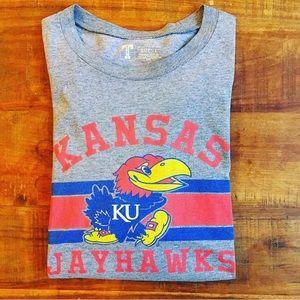 Kansas Jayhawks Vintage T-Shirt